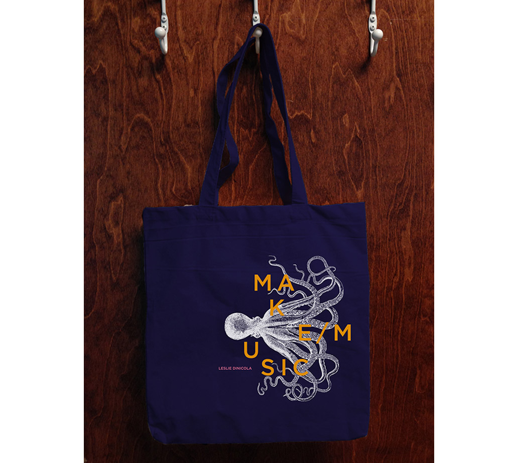 Make Music Tote Featured Image
